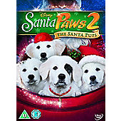 Santa Paws 2 - The Santa Pups DVD