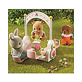 Sylvanian Families - Baby Double See-Saw