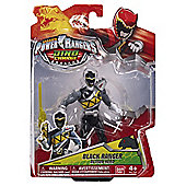 Power Rangers Dino Charge 12.5Cm Black Fig