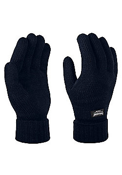 Summit Thinsulate Black Gloves