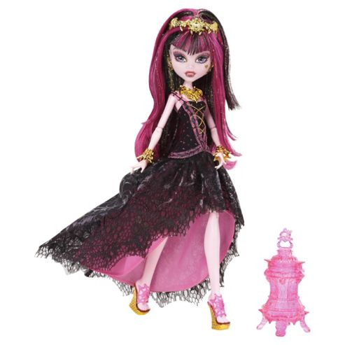 Monster High 13 Wishes Doll - Party Doll Draculaura