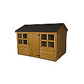Timberdale Damson Playhouse 6x4
