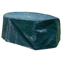 Polyethylene Garden Table Cover - Medium