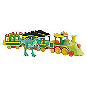 Dinosaur Train - Lights and Sounds Train with Laura