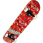 Rocket Am Wallpaper Circus Complete Skateboard
