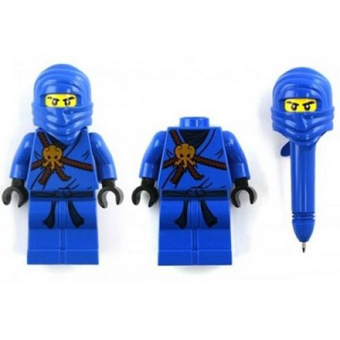 West Design Products Lego Pen Ninjago BLUE