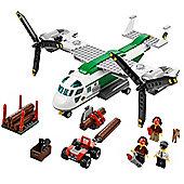 Lego City Cargo Heliplane - 60021