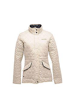 Regatta Ladies Mollie Quilted Jacket - Beige