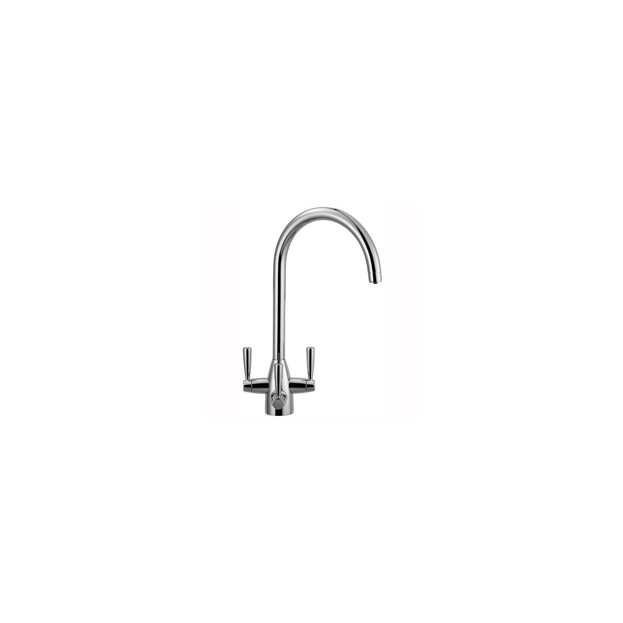 Franke Doric Filterflow Tap - Chrome at Tesco Direct