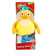Twirlywoos Talking Chick Soft Toy