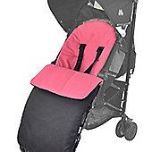 Chicco Fit Footmuff Urban London Echo Multiway Lite Way Dark Pink