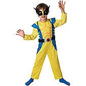Child Wolverine Costume Large