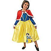 Snow White Winter Wonderland - Adult Costume 7-8 years