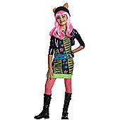 Monster High Howleen - Child Costume 5-7 years