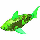 Hexbug Aquabot Robotic Fish - Green Shark