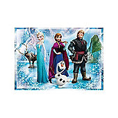 Frozen - Super Colour - 104pc Puzzle