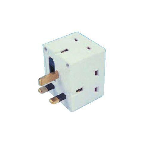 3-Way Multi-Plug