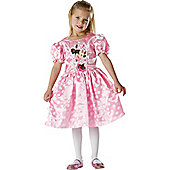 Minnie Mouse Pink Classic - Child Costume 5-6 years