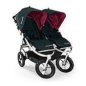 Bumbleride Indie Twin Stroller Lotus Pink