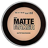 Maybelline Matte Maker Powder Sun Beige