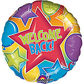 18' Festive Welcome Back Foil (each)