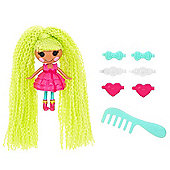 Mini Lalaloopsy Loopy Hair Doll - Pix E. Flutters