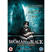 Woman In Black 2: Angel of Death DVD