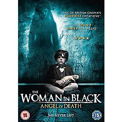 Woman In Black 2: Angel of Death DVD