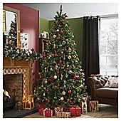8ft Christmas Tree, Princess Green Pine