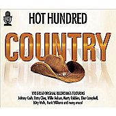 Hot Hundred - Country (4CD)