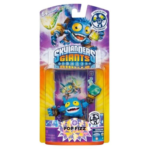 Skylanders Giant - Lightcore Single Character - Pop Fizz
