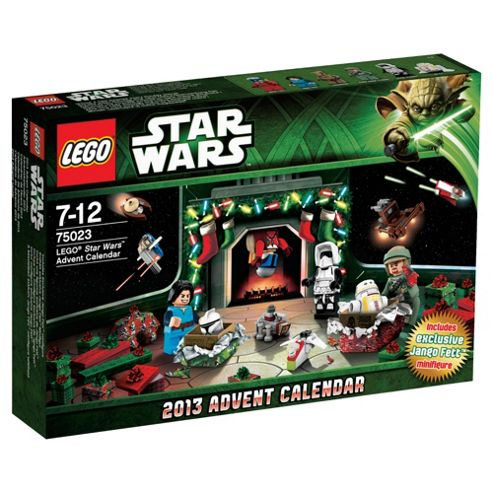 LEGO Star Wars TM LEGO' Star Wars[TM] Advent Calendar 75023