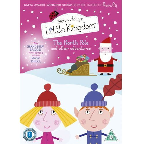 Ben And Holly'S Little K. Vol. 5 - The North Pole