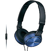 Sony MDRZX310APL Headband Type Headphones Blue