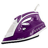 Russell Hobbs 23062 Super steam iron - Purple