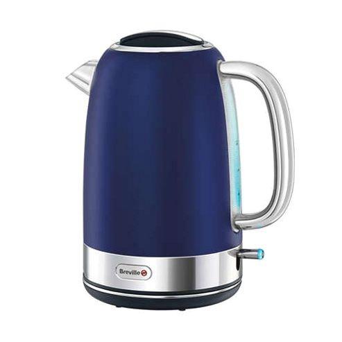 buy breville opula 1 7l jug kettle blue from our jug. Black Bedroom Furniture Sets. Home Design Ideas