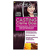 L'Oreal Paris Casting Crème Gloss316 Plum