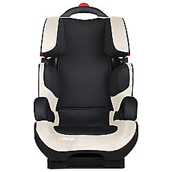 Hauck Bodyguard Plus Car Seat, Group 2-3, Black/Beige