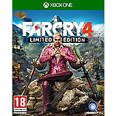 Far Cry 4 Limited Edition Xbox One