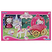 Hello Kitty Fairy Tale Carriage