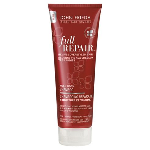 John Frieda Full Repair Full Body Shampoo 250ml