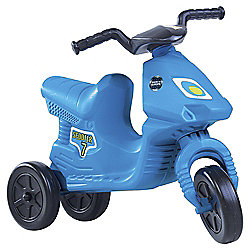 Tesco Scooter Ride On - Blue