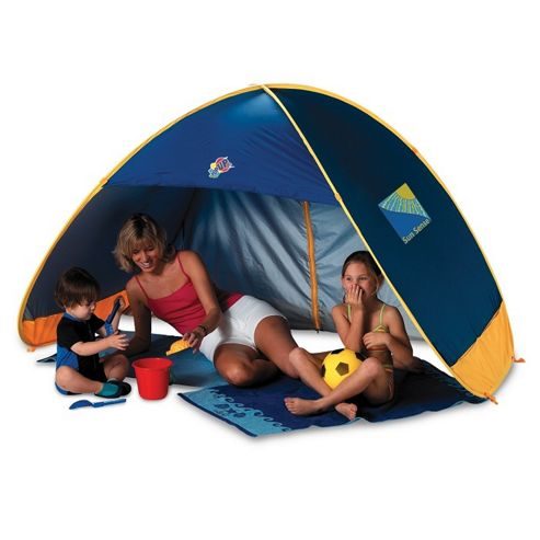 Safetots Family Pop Up UV Playshade 50+ UPF