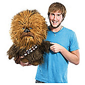 "Star Wars Chewbacca 23""Super Deluxe  Soft Toy"