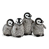 Schleich King penguin chicks