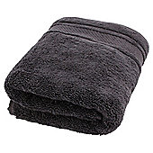 Finest Pima Cotton Hand Towel - Grey