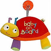 Play to Learn Baby on Board Sign