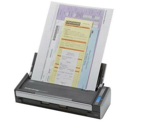 FUJITSU ScanSnap S1300i Hybrid - Document scanner
