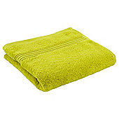 Tesco Hygro 100% Cotton Hand Towel, Citrus