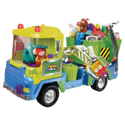 The Trash Pack Skip Truck